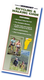 Franklin County Bicycling and Walking Guide cover